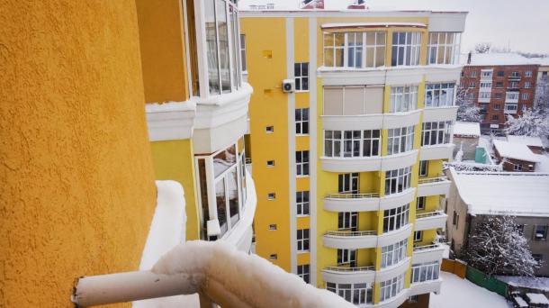 Квартири в новобудові в центрі міста.