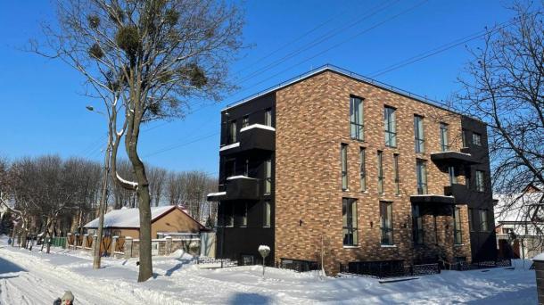 Унікальні квартири в новобудові 12 школа