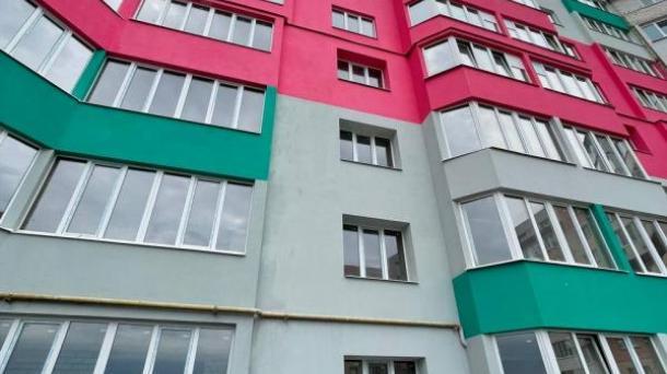 Однокімнатна квартира на Ювілейному