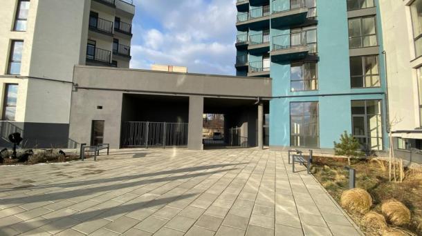 Трикімнатна квартира в елітному сучасному комплексі