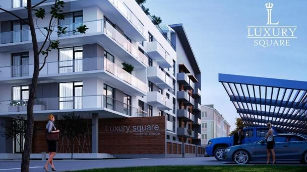 "Residential complex ""Luxury Square"""
